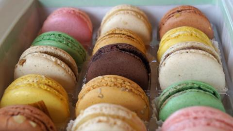 {E}21: Macarons, Pine Needle Baskets, and Micrometers