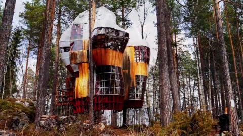 {E}20: Wunder der Baumhauskunst