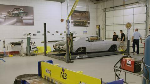 {S}02.{E}09. 71er Chevrolet Chevelle - Teil 1
