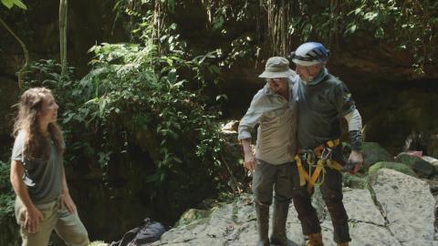 {S}04.{E}07: Schatzsuche in Ecuador
