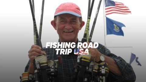 Fishing Road Trip USA
