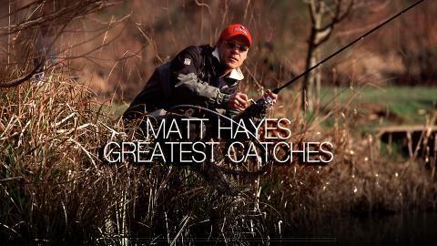 Matt Hayes' Greatest Catches