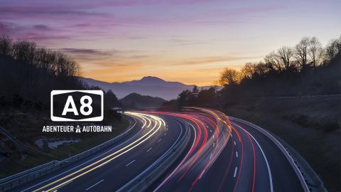 A8 - Abenteuer Autobahn