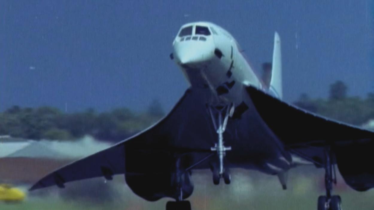 {S}01.{E}11: Concorde - Legende der Luftfahrt: Teil 1