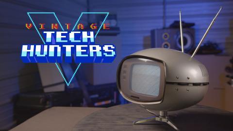 Vintage Tech Hunters - Technik mit Kultfaktor!