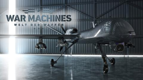 War Machines - Welt der Waffen