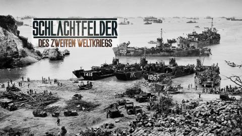 Schlachtfelder des Zweiten Weltkriegs