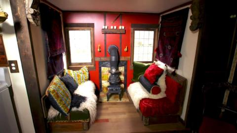 {E}13: Mobiles Tiny House