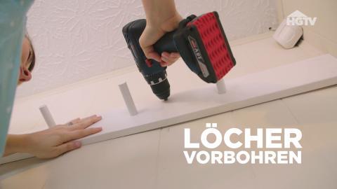 DIY: Garderoben-Leiste Marke Eigenbau