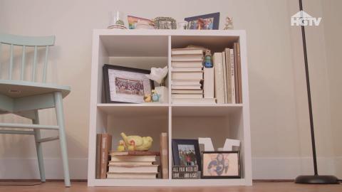 DIY: Bücherregal wird zum Barschrank