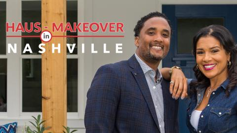 Haus-Makeover in Nashville