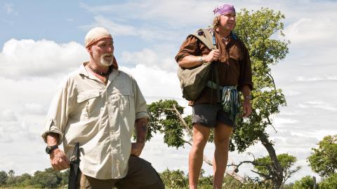 {S}02.{E}10. Im Okavango-Delta