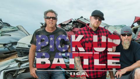 Pick-Up Battle USA