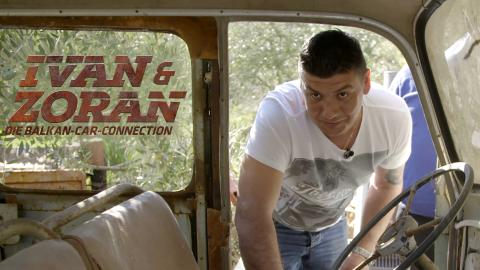 Ivan & Zoran - Die Balkan-Car-Connection