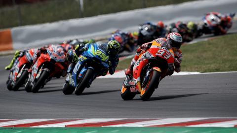 Round 7: Catalan GP
