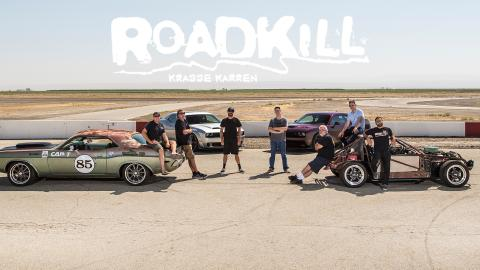 Roadkill - Krasse Karren