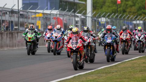 Round 4: Brands Hatch
