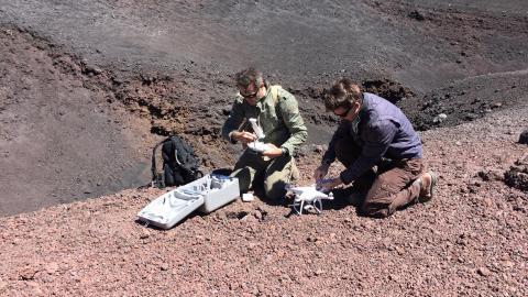 Doomsday Volcano Mystery