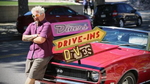 Diners, Drive-Ins And Dives: Specials