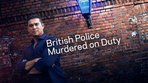 British Police Murdered On Duty