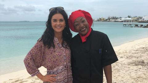 {S}03.{E}04: The Bahamas