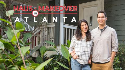 Haus-Makeover in Atlanta