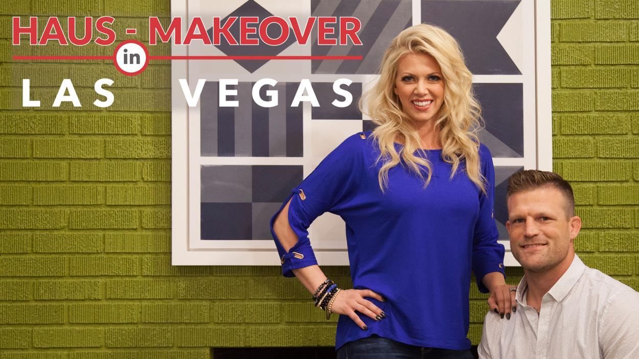 Haus-Makeover in Las Vegas