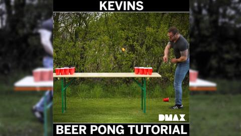 Bier Pong - so geht's!
