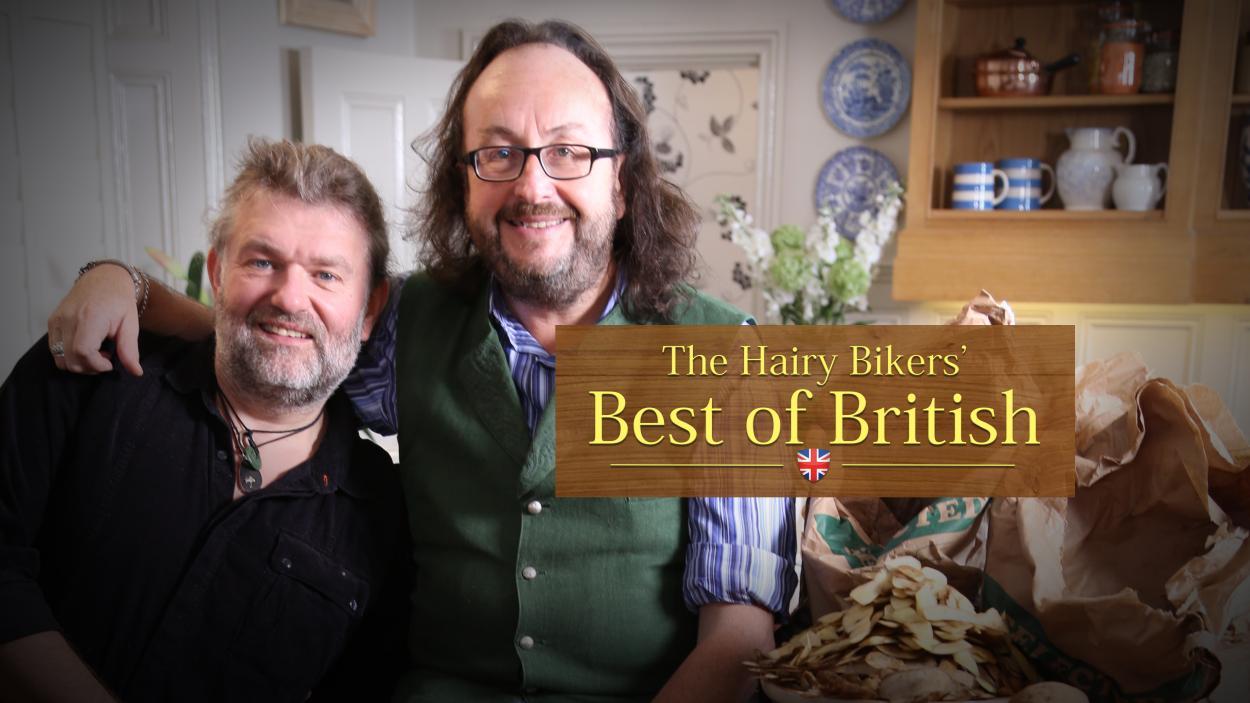 The Hairy Bikers' Best Of British