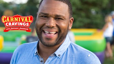 Carnival Cravings With Anthony Anderson