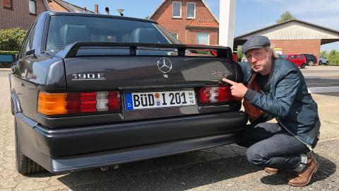 {E}02: DTM für den Alltag - BMW M3 vs. Mercedes-Benz 190 E