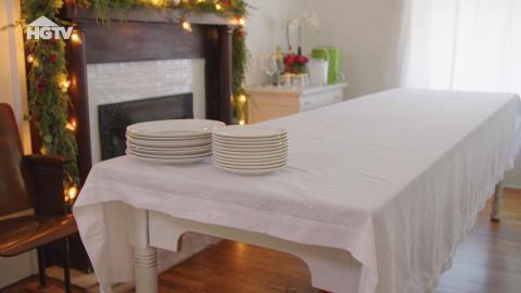 Wie man einen Buffet-Tisch perfekt deckt