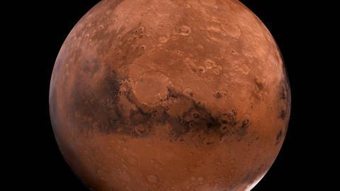{S}01.{E}04: Der Mars – Geheimnisse des Roten Planeten