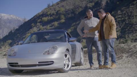 {E}12: Porsche 996