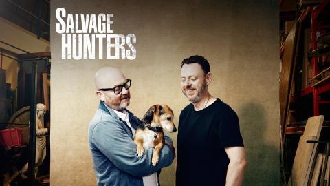 Salvage Hunters: Bitesize