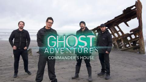 Ghost Adventures: Commander's House