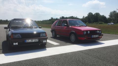 {S}01.{E}07. GTI vs. GTI - Golf vs. Peugeot