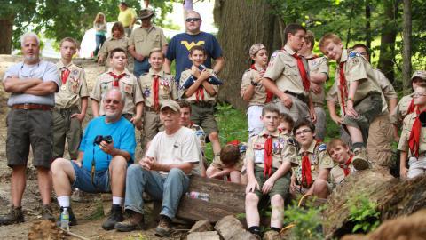 {S}02.{E}07. The Boy Scout Lodge