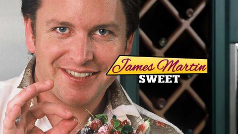 James Martin: Sweet