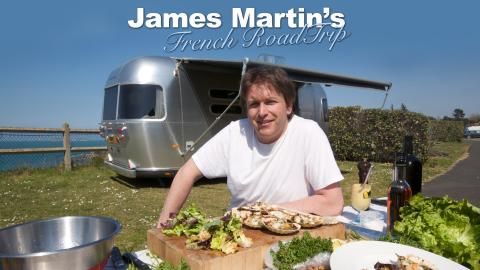 James Martin's French Road Trip