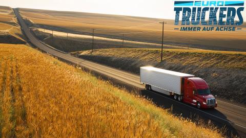 Euro Truckers - Immer auf Achse