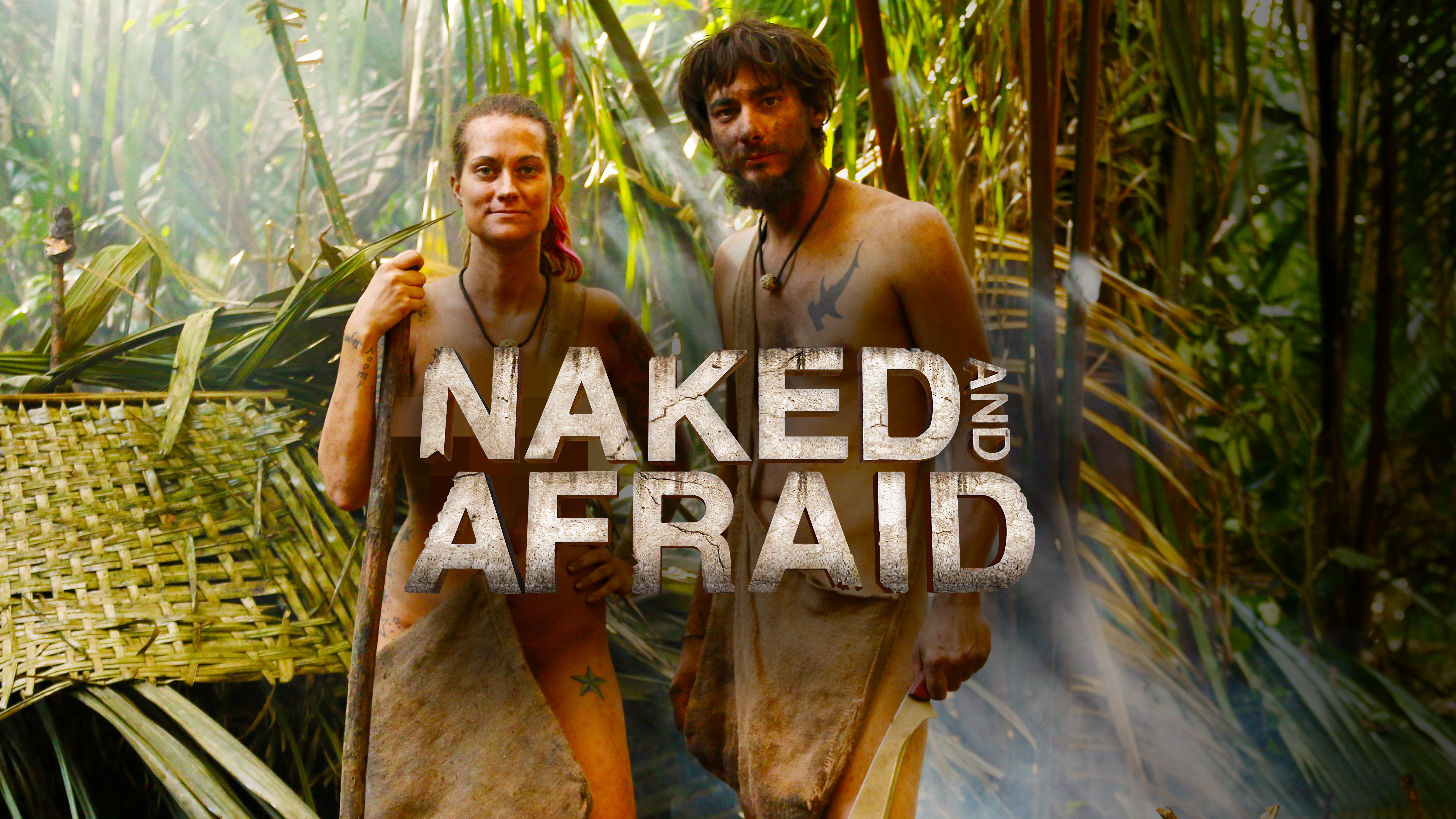 Allison Naked And Afraid my cat from hell