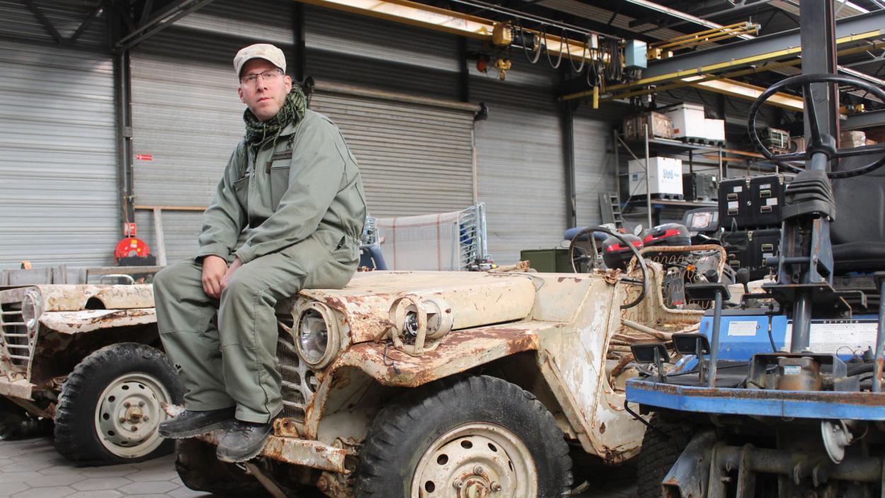 Steel Buddies Auktion: Stephan behält die Übersicht