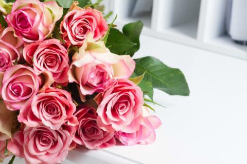 Valentinstag: Das symbolisieren Rose, Tulpe & Co.!