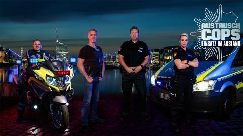 Die Austausch-Cops: Einsatz im Ausland