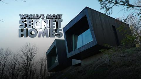 World's Most Secret Homes