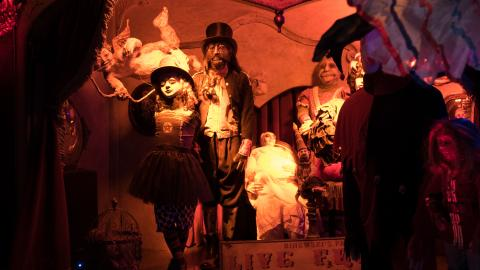 {E}02: Ghost Adventures: Annabelle's Curse