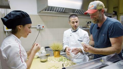 Caravaning und Cooking mit Brian Bojsen