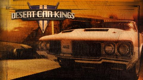 Desert Car Kings