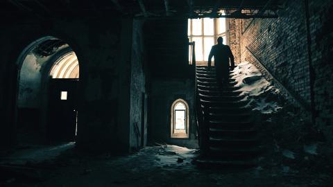 {E}13: Demon House